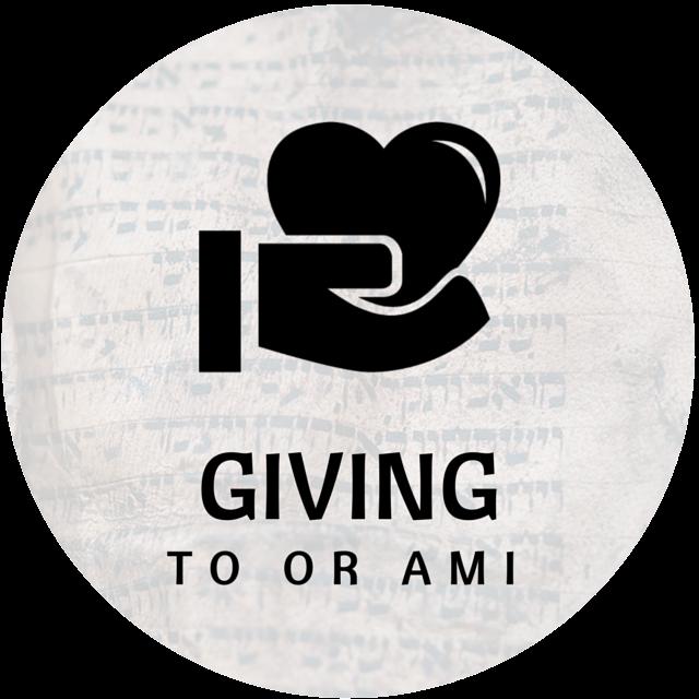 button giving