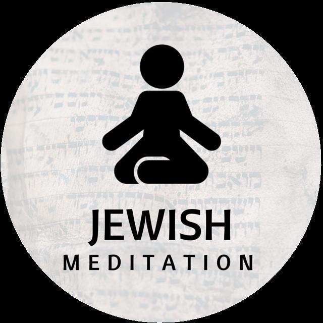 button meditation