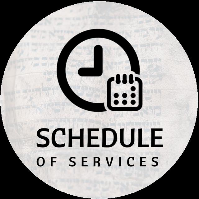 button schedule